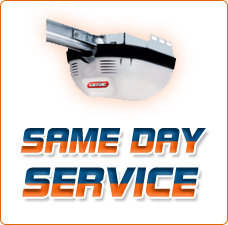 GreenLine San Jose Garage Door Services same day service